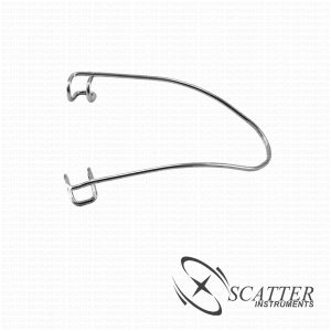 Barraquer Infant Lid Speculum Closed Wire Blade