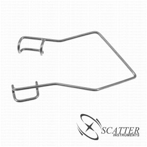 Barraquer Lid Speculum Premature Infant Closed Wire