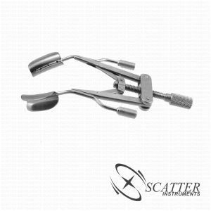 Chu Solid Reversible Aspirating Lid Speculum