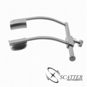 Cook Eye Speculum With Locking Screw
