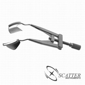 Olivieri Cantera Lid Speculum Nasal Approach