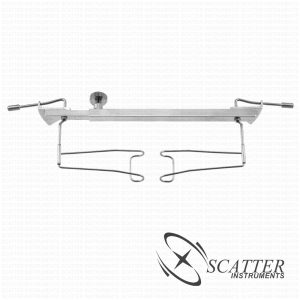 Smirmaul Glaucoma Surgery Lid Speculum Closed Wire Blade