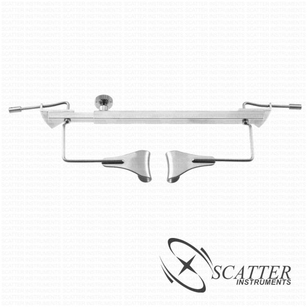 Smirmaul Glaucoma Surgery Lid Speculum Solid Wire Blade