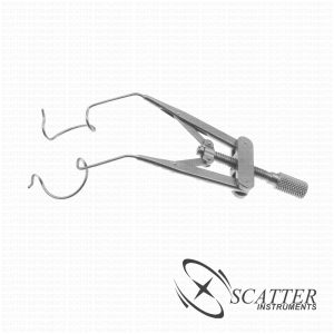 Thorlakson Rounded Blade Lid Speculum