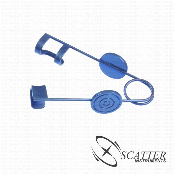 Wright Lid Speculum Nasal Approach Titanium