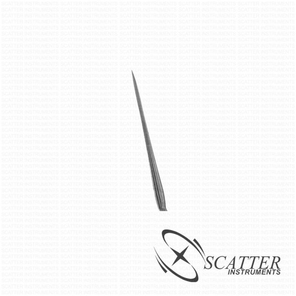 Fisher Double Ended Needle and Spoon