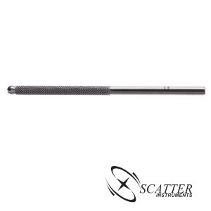 Beaver Round Scalpel Handle 12.5cm