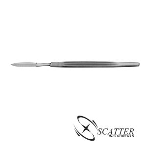 Cottle Double Edged Knife 15cm Straight