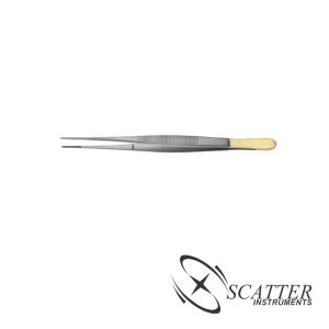 Dressing Forcep Standard With T.C. Insert