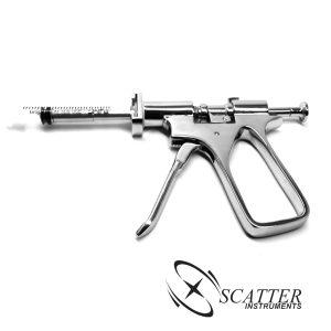 Liposuction Injecting Gun - 20cc Syringe