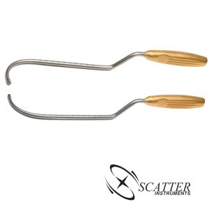 Solz Breast Hook Dissector 37cm