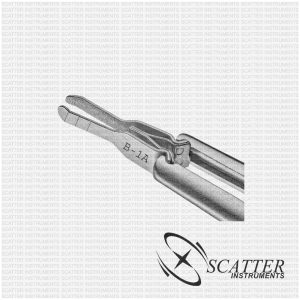 B-1A Single Clamp Matte Finish Thick Walled Arteries